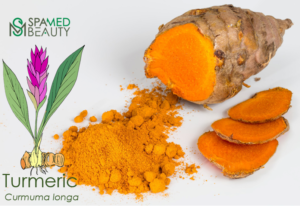 Turmeric and Curcumin at Spa Med Beauty