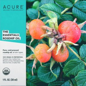 Acure Rosehip Facial Oil