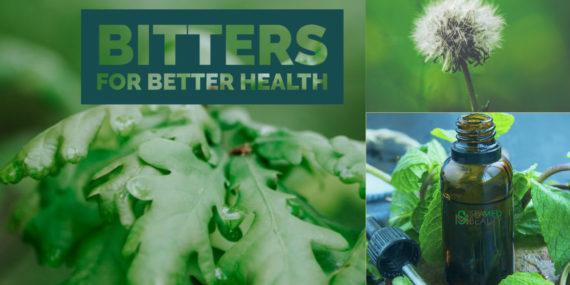 Bitters for Better Health Improved Digestion More